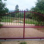 Aménagement Extérieur - Portail & Dessus de Mur en Aluminium
