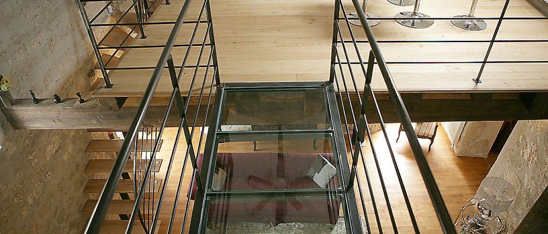 Aménagement Intérieur Escalier, Garde Corps & Rampe Intérieurs